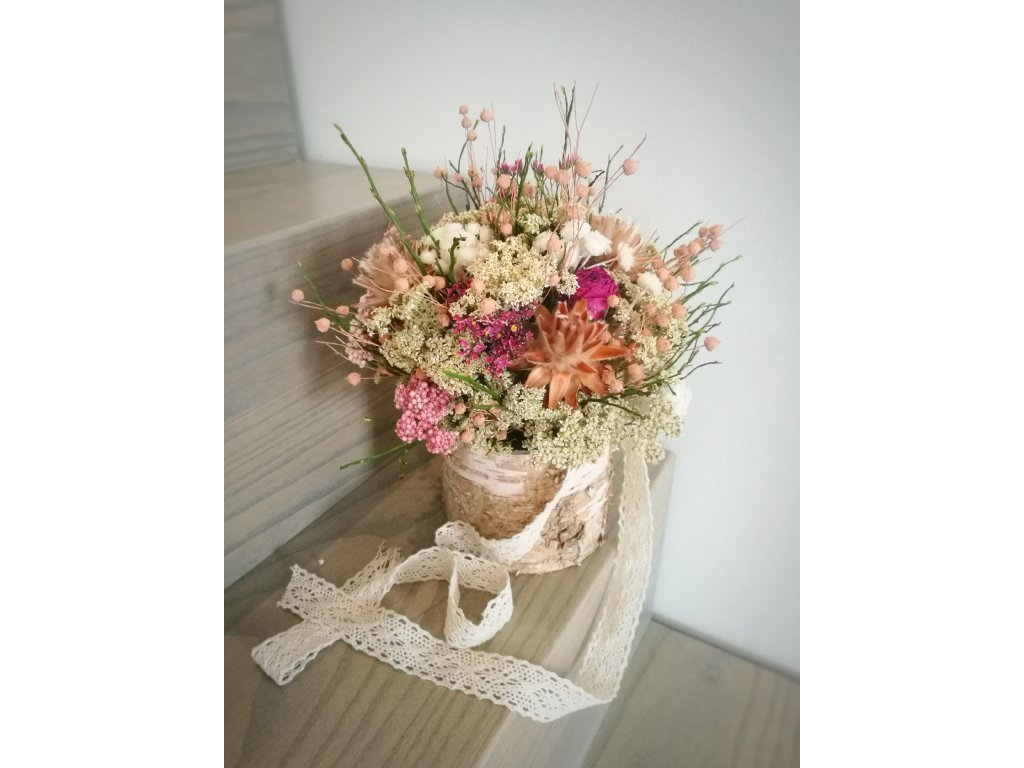 Sušená květina  - Vintage