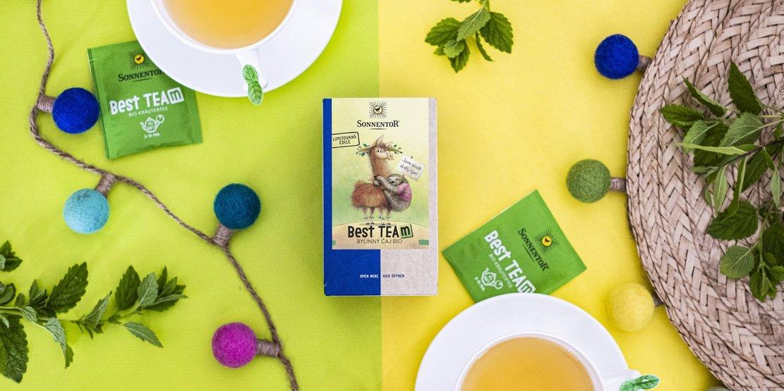 best team čaj