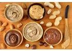 Ořechové pasty a pomazánky