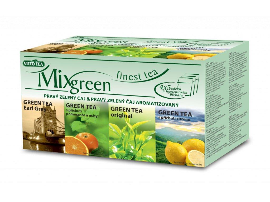 22 Mix green