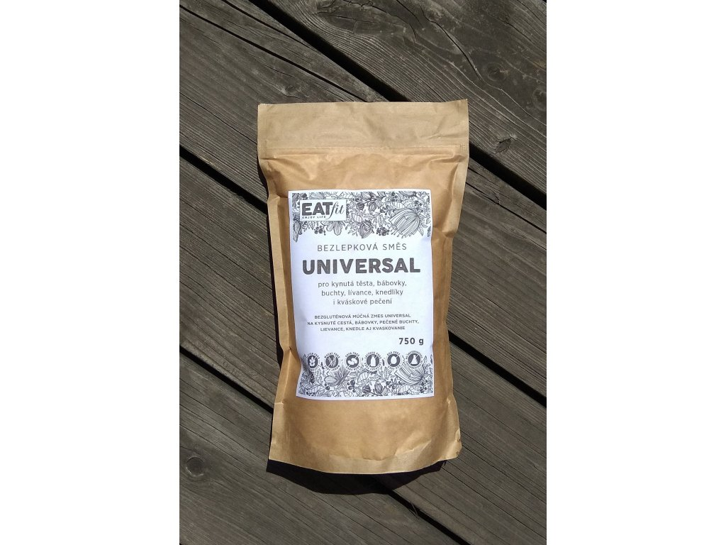SMĚS EAT-FIT UNIVERSAL 750g