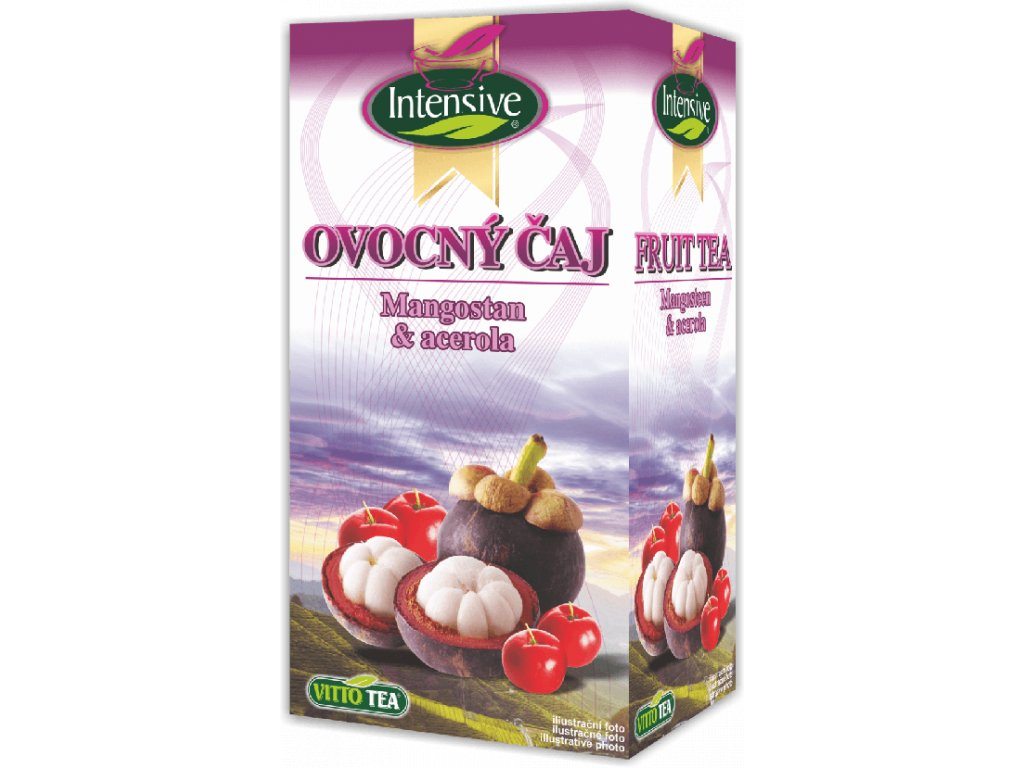 INTENSIVE MANGOSTAN ACEROLA VITTO TEA