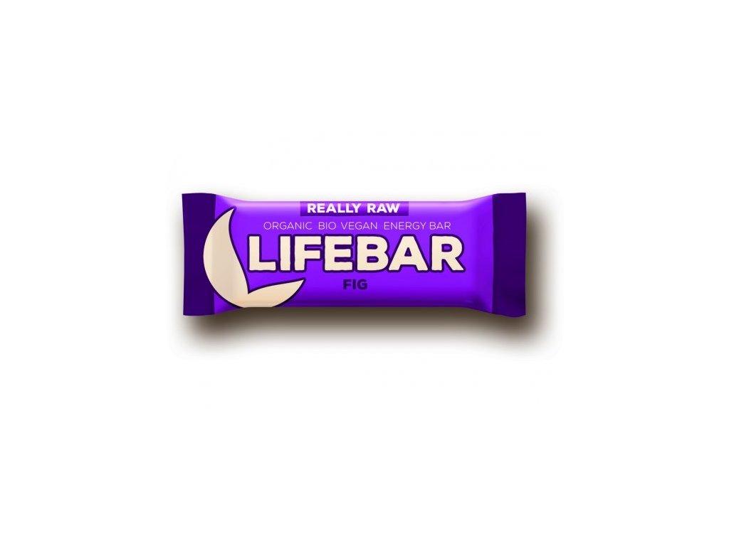 Lifebar fíková BIO 47 g