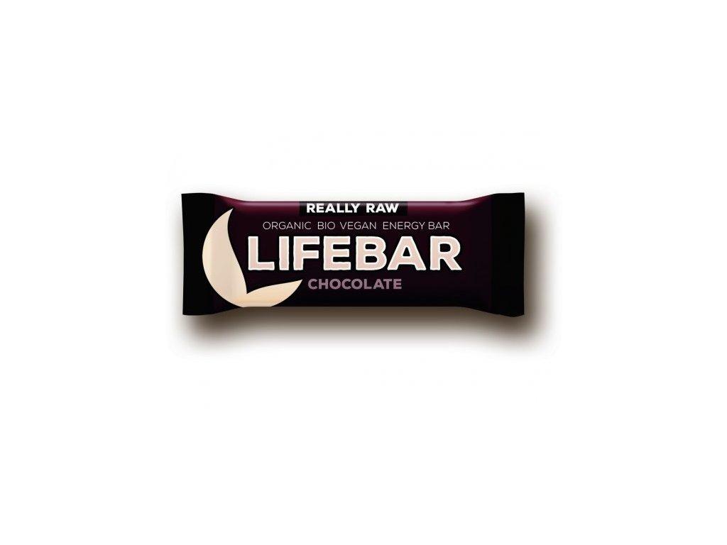 Lifebar čokoládová BIO 47 g