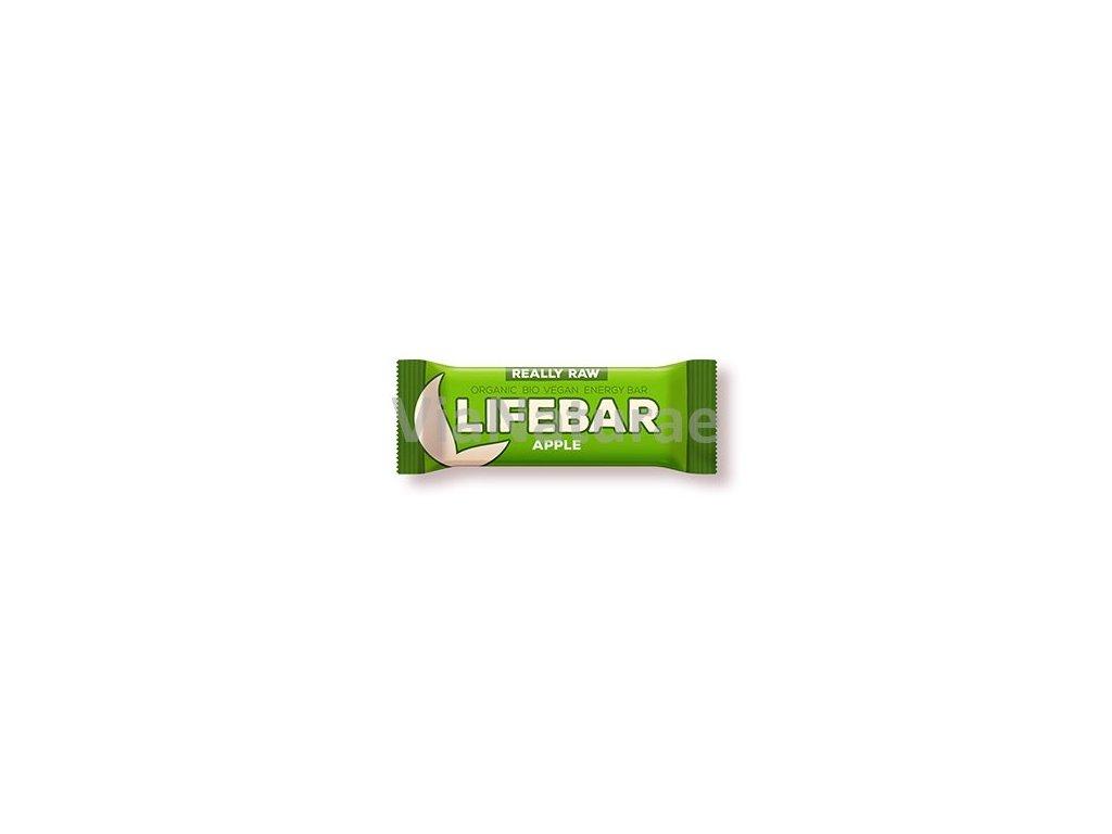Lifebar tyčinka jablečná BIO 47 g