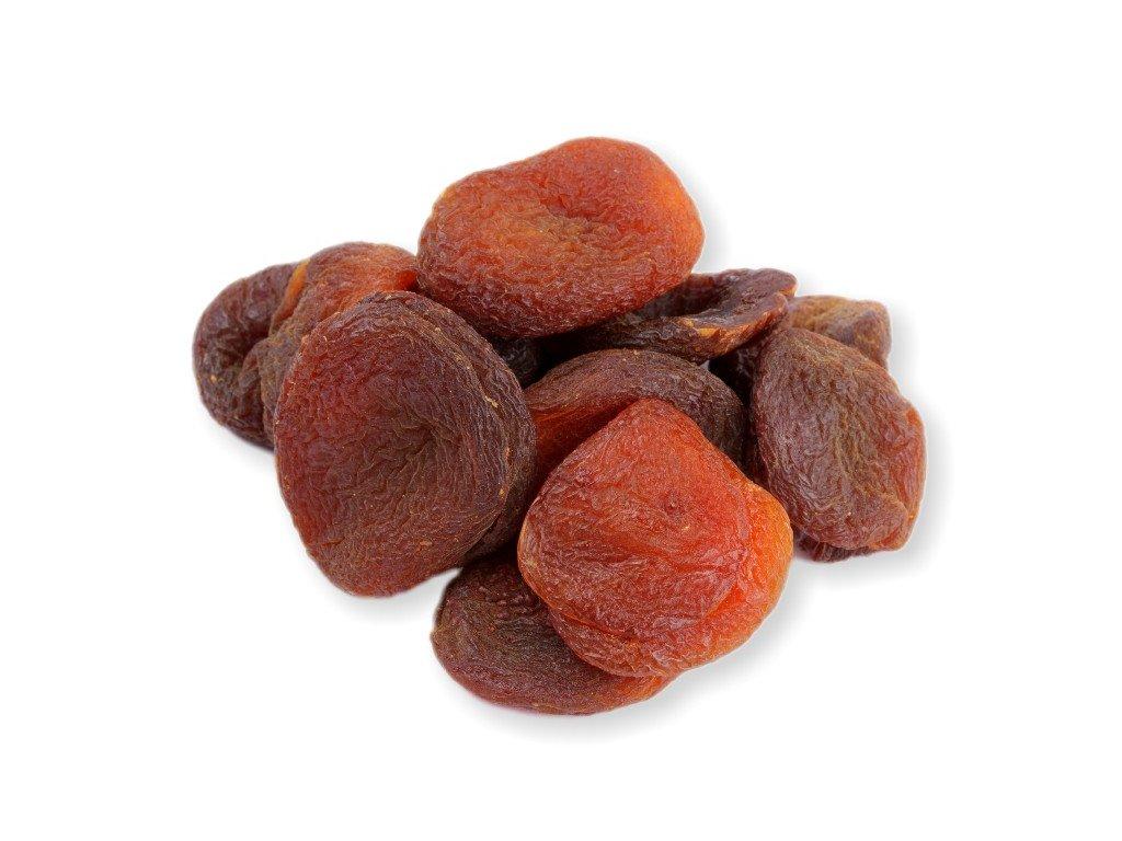 Meruňky celé nesířené č. 1 3kg , VIA NATURAE