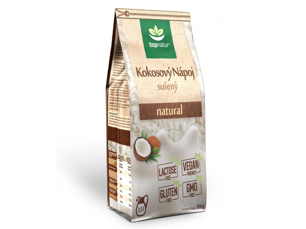 Kokosový nápoj TOPNATUR - 350g