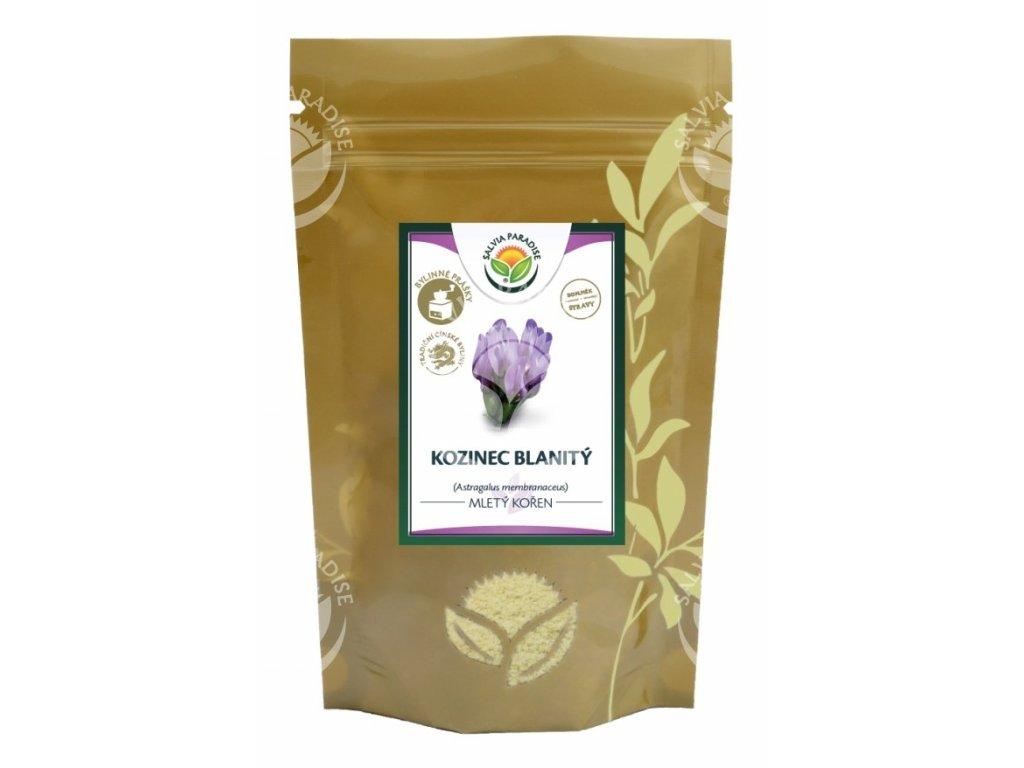 Kozinec blanitý - Astragalus kořen 100g