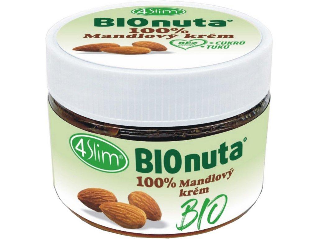 44238 bio bionuta 100 mandlovy krem 250g