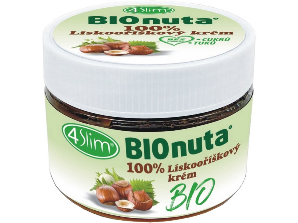 44244 bio bionuta 100 liskooriskovy krem 250g