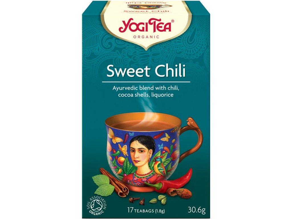 46539 bio sladke chili yogi tea 17 x 1 8 g