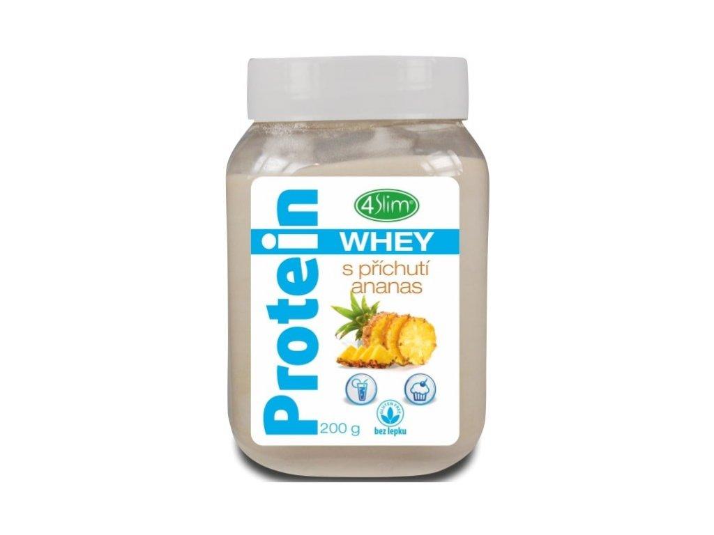47064 whey protein s prichuti ananas 200 g