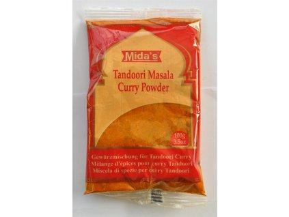 Tandoori Masala indická směs - Midas 100g