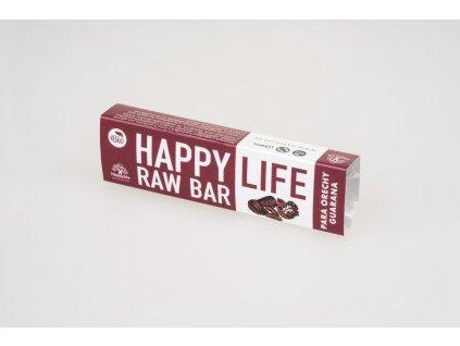 happylife tycinka z para orechov a guarany bio amp raw 42g 299
