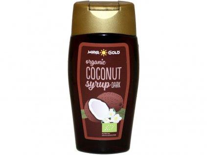 46290 bio kokosovy sirup maya gold 250ml