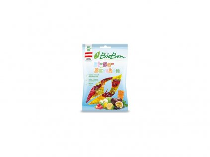 49674 bio gumovi medvidci 100g