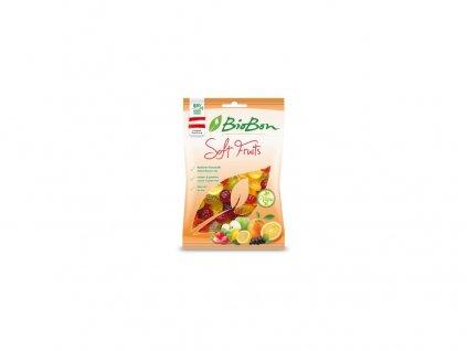 Bio gumové bonbony zahradní ovoce 100g
