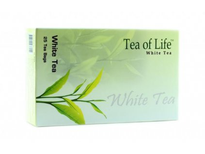 Tea of Life White tea 25x2g
