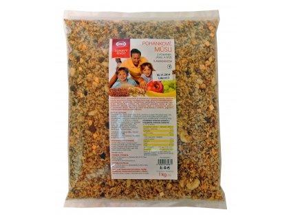 Pohankové müsli s amarantem 1 kg SEMIX