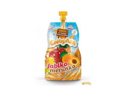 Ovocňák pyré jablko-meruňka 250ml