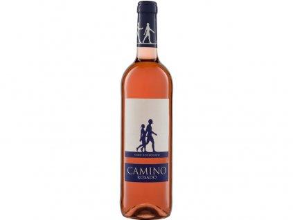 74073 1 bio ruzove vino camino rosado 0 75l