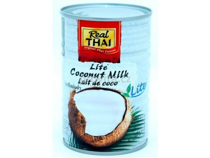 80357 kokosove mleko lite extrakt 55 400ml real thai