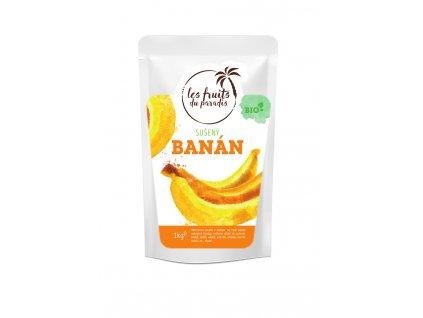Banan Bio sacek 1kg