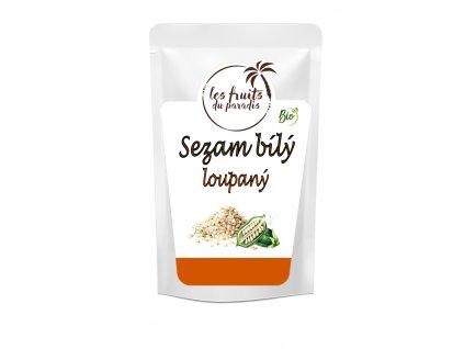 Sezam bily loupany Bio s sackem