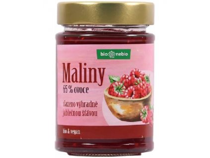 bionebio malinový džem