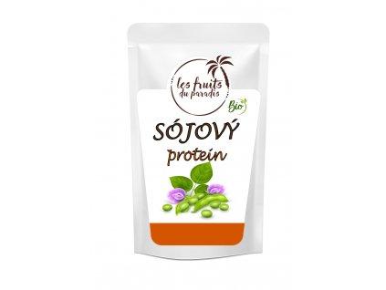 Sójový protein 90% Bio 500g Čína, Les fruits du paradis