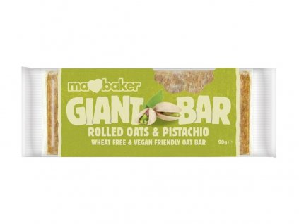 51210 tycinka ovesna giant bar obri pistaciova 90g
