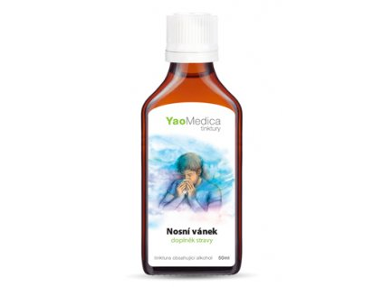 75957 yaomedica nosni vanek 50 ml
