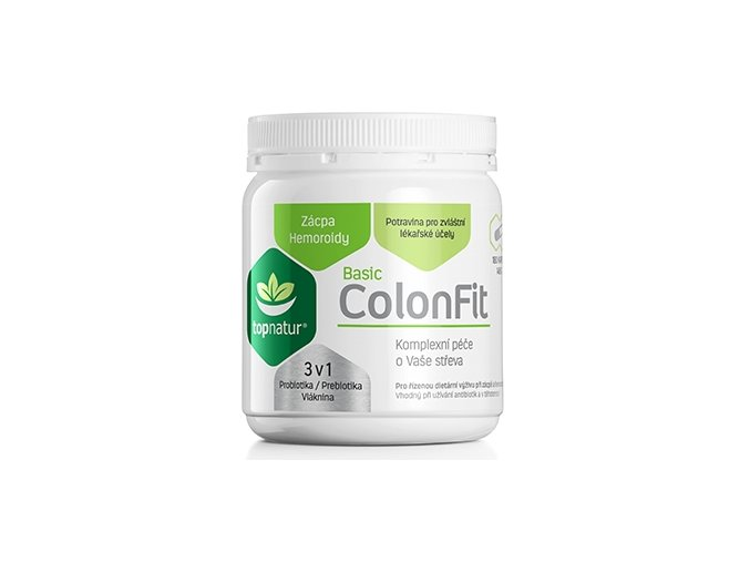 ColonFit Basic - kapsle