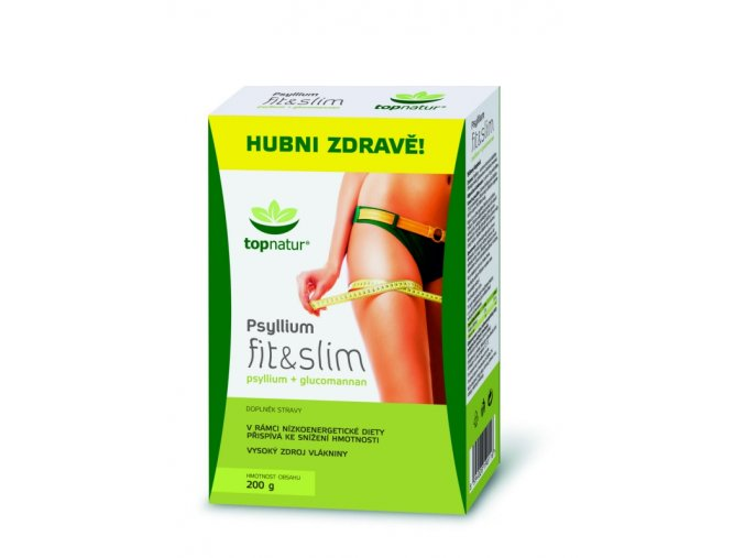 Psyllium fit&slim - TOPNATUR 200 g