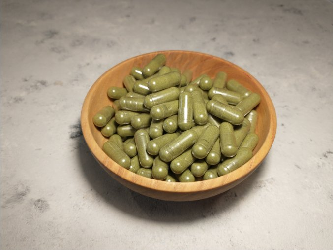 CHLORELLA JAPAN KAPSLE 500mg/160 ks , VIA NATURAE