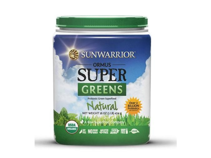 Super Greens Natural