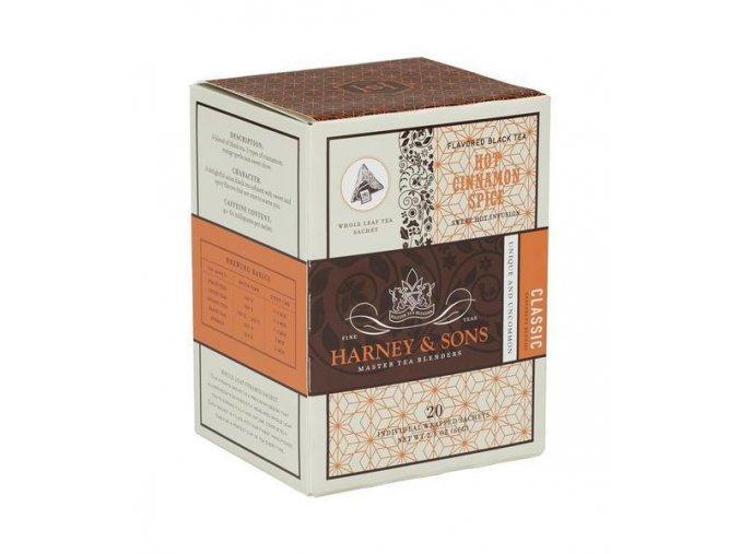 HARNEY AND SONS - HOT CINNAMON SPICE 20 SÁČKŮ 40 g