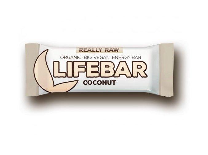 Lifebar kokosová BIO 47 g