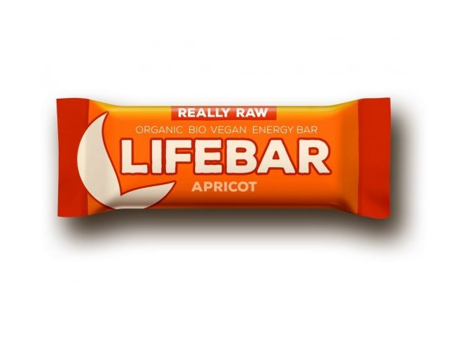 Lifebar Meruňková BIO 47 g