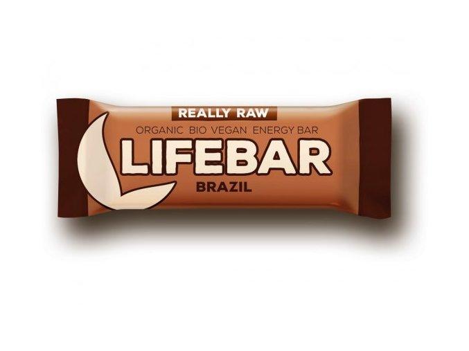 Lifebar brazilská BIO 47 g