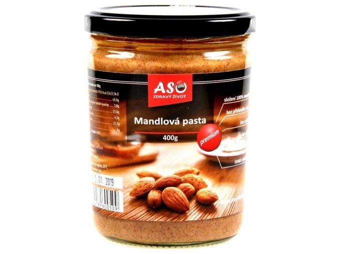 MANDLOVÁ PASTA 400g