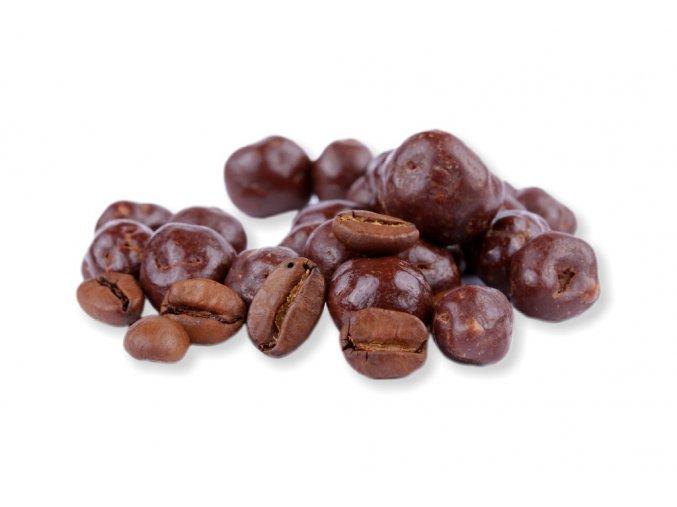 Kávové zrno v hořké čokoládě 3kg , VIA NATURAE