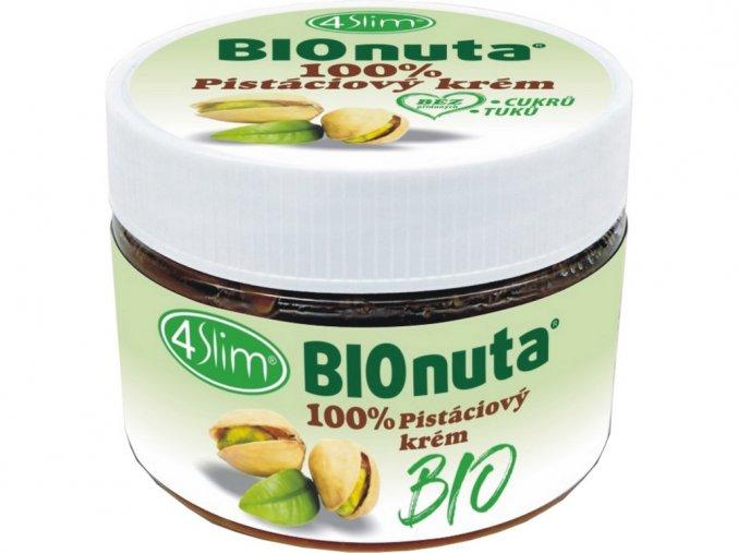 44241 bio bionuta 100 pistaciovy krem 250g