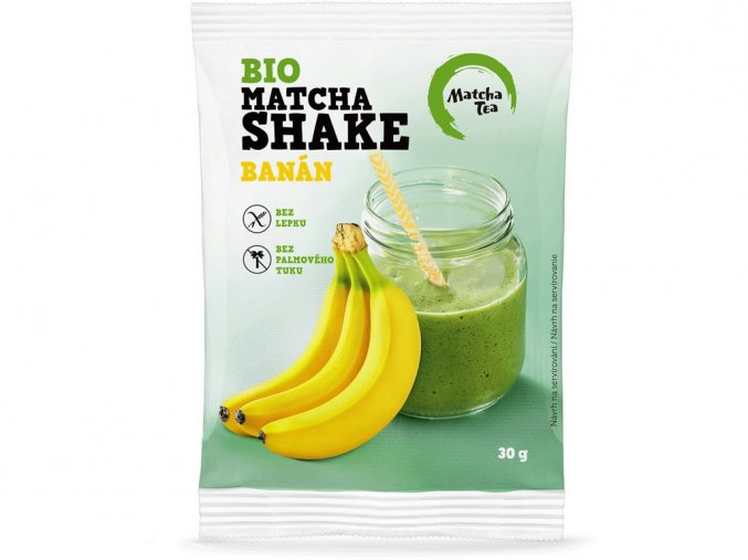 44679 bio matcha shake bananovy 30g
