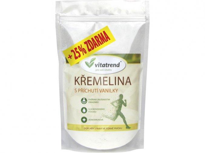 46506 kremelina vanilka sacek 250 g 25 zdarma