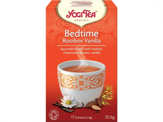 46542 bio cas ke spanku rooibos vanilka yogi tea 17 x 1 8 g