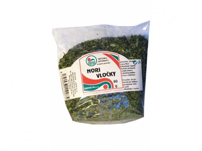 48135 nori green vlocky 80 g
