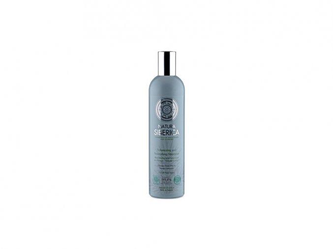 48771 sampon pro vsechny typy vlasu objem a pece 400 ml