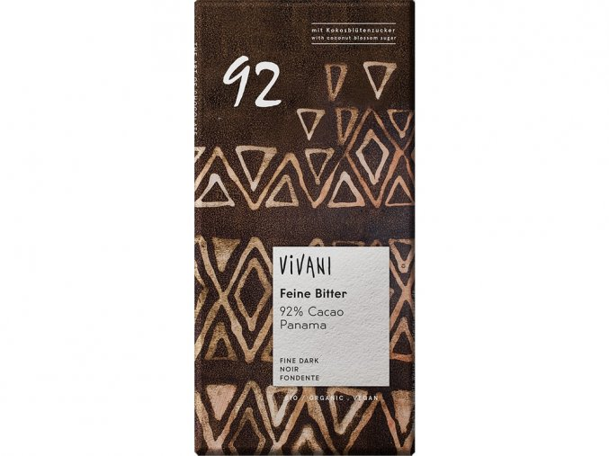 49308 bio horka cokolada 92 80g