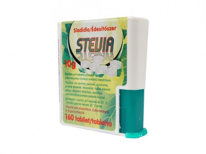 49695 stevia sladidlo tablety davkovac 160tbl